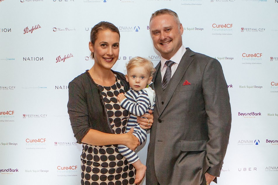 Jamie Sach Takes Over Cure4CF